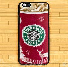Starbucks Dark Cherry Mocha Cover iPhone Cases Case