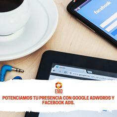 Somos expertos posicionando tu marca como la número uno en internet. #EMD #MarketingDigital #Google #Facebook