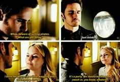 #ouat #Killian #Hook #Emma