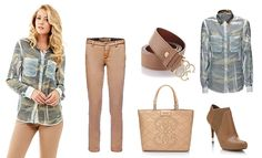 Unser Outfit von Guess
