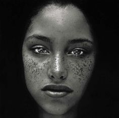 | kvetchlandia:Irving Penn Freckles UndatedPhotography by Irving Penn