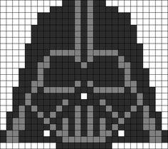 Crochet afghans 570549846535690462 - dark-vador-perles-a-repasser-hama-perler-bead-modeles Source by Kandi Patterns, Hama Beads Patterns, Beading Patterns, Quilt Patterns, Cross Stitch Patterns, Embroidery Patterns, Art Patterns, Star Wars Quilt, Darth Vader