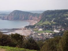 Sidmouth - East Devon Area of Outstanding Natural Beauty