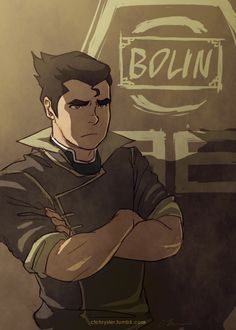 "I've also never known your name could be a comic character's too... Hmm. Looks like there's more to it than just ""Bolin"" or ""80"" or... A ""Religion""."