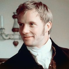 Rupert Penry-Jones, Captain Frederick Wentworth - Persuasion directed by Adrian Shergold (TV Movie, 2007) #janeausten