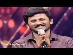 senthil vijay tv super singer 8.4.2018