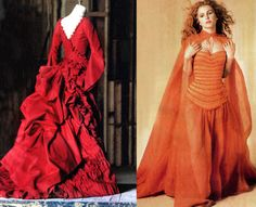"""Oh No They Didn't! - Best Costume Design: 1948 to the present.  """"Bram Stoker's Dracula."""""""