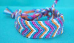 Oversized Friendship Bracelet