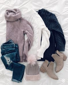 IG - @sunsetsandstilettos - #casual #winter #outfit inspiration
