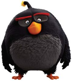 The Angry Birds Movie Bomb PNG Transparent Image