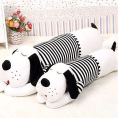 Super Ideas For Sewing Pillows Animals Fabrics - Stofftiere Fabric Toys, Fabric Crafts, Sewing Crafts, Sewing Projects, Handmade Pillows, Decorative Pillows, Diy Tops, Fabric Animals, Sewing Pillows