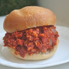 I have some fine memories as a kid of chowing down into a nice sloppy Joe, usually at school since my mom didn't make that kind of food! If you thought this was one of those foods you would never be able to enjoy again.. boy were you wrong! I never knew it, since I never made them at home, but...