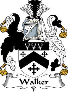 Walker Clan Coat of Arms