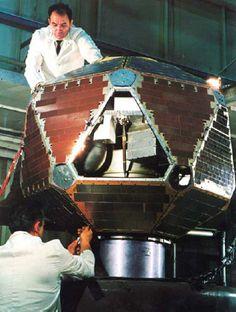 Satellite Vela 5A