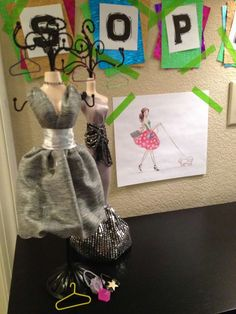 Fashion Party for 8 Year Old   CatchMyParty.com