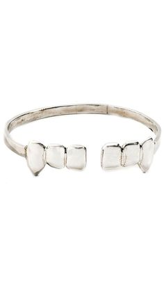 Gap Tooth Vamp - Oxidized Silver by BoyNYC >> Great for all you True Blood fans!