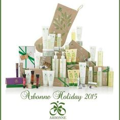 Arbonne 2015 Holiday Gift Guide -- Start your holiday shopping online at: http://susanhwilson.arbonne.ca