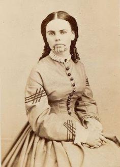 W mroku historii: Olive Oatman - Indianka z wyboru