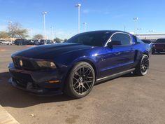2012 Mustang Gt.