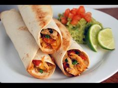 Cómo hacer tacos de pollo picantes / Comida mexicana / Mexican food