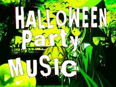 Halloween Party Music 90 mins 2016 - YouTube