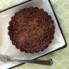Gluten Free Chocolate Tarte