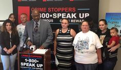 """""""I'm here today to try to seek justice for my son,"""" the mother of victim Michael Reynolds said Tuesday."""