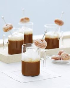 Precious coffee treat! And great catering ideas