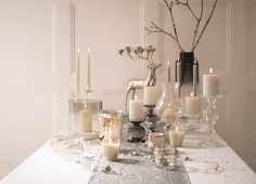 Marks & Spencer Christmas Table, home decorations
