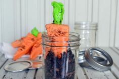 10 Adorable Kid-Friendly Easter Treats — Carrot Pound Cake