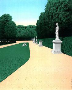 Para ser notável é preciso ter atitude! - Guy Billout .  - www.priorart.com.br