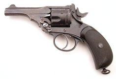 Antique Webley MK III Revolver