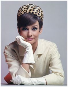 Audrey Hepburn, 1965 Photo by Douglas Kirkland