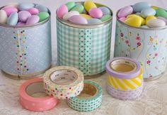 Molly Mell: I ♥ tin cans