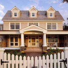 Dutch Colonial Home