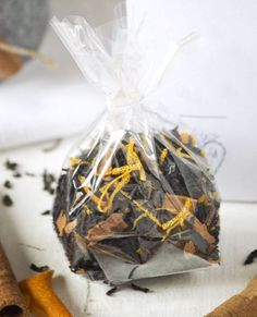 Need a last-minute gift idea? This black tea mix is fairly simple to put together, very cheap, and looks lovely. It is a deliciously fun homemade gift for the winter holidays and you can keep a few…