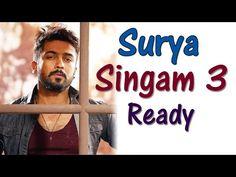 अभिनेता सूर्या और निर्माता हरि गोपालकृष्णन 'सिंघम' फिल्म श्रृंखला की तीसरी फिल्म 'सिंघम 3' के लिए तीसरी बार साथ काम करेंगे। इस साल के अंत में फिल्म पर काम