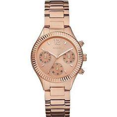adf6ef2fa95 Guess Rose Gold-Tone Ladies Watch U0323L3 Relógios Guess