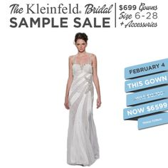 153 Best Kleinfeld Sample Sale Images Alon Livne Wedding Dresses