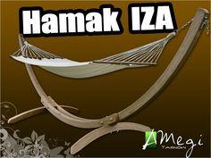 Hamak ogrodowy ISABEL meble ogrodowe hamaki bujaki