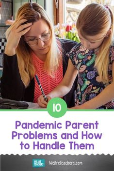 10 Pandemic Parent Problems and How to Handle Them. We took some of the most common pandemic parent problems and offer you our solutions for dealing with them. #classroom #educationalresources #teachingresources #classroomideas #careertips Letter To Parents, Parents As Teachers, Teaching Jobs, Teaching Resources, Parent Teacher Communication, Parent Contact, School Closures, Learning Environments, Lesson Plans