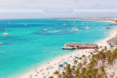 The View from The Westin Aruba