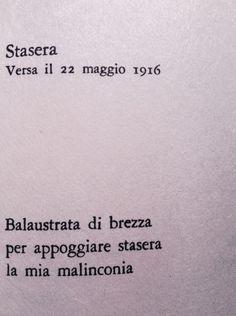 G. Ungaretti