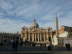 Vatican City ~ St Peter's Basilica