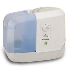 Combat dry, stuffy indoor air with the Holmes Cool Mist Humidifier. Improve the air quality in your home and protect your family from the effects of damaging, dry air, especially during the harsh winter Room Humidifier, Cool Mist Humidifier, Cold Or Allergies, Washing Soda, Dehumidifiers, Hydrogen Peroxide, Aquaponics, Cool Rooms