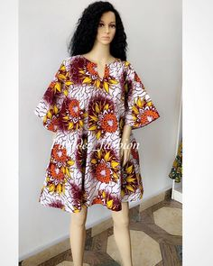 Top Ankara Styles for October - Ankara Lovers Ankara for Ladies African Dresses For Kids, African Fashion Ankara, Latest African Fashion Dresses, African Dresses For Women, African Print Dresses, African Print Fashion, African Attire, Ankara Mode, Ankara Short Gown Styles
