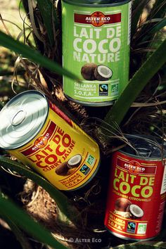 Lait de #coco Alter Eco #Bio #équitable #fairtrade #organic #coconutmilk
