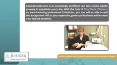 This is a great video! If you  are an esthetician, this video and course are a definite must watch! --Microdermabrasion: Crystal-Free Techniques Online Approved Continuing Education