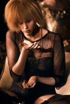 """Must get lonely here, J.F.""  Blade Runner (Ridley Scott, 1982)"