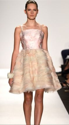 Dennis Basso - NY Spring 2015 Collection